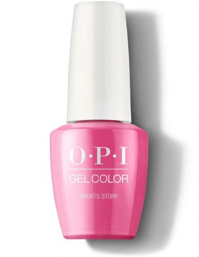 OPI Gelcolor Short's story